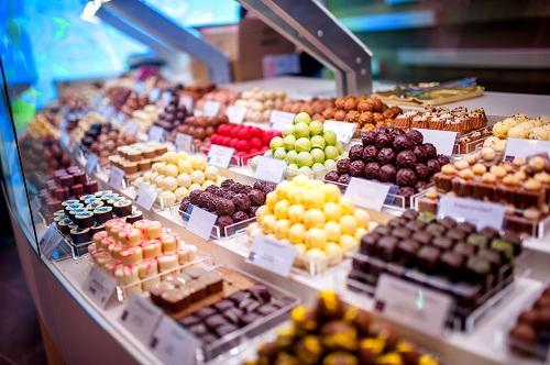 un grossiste chocolat